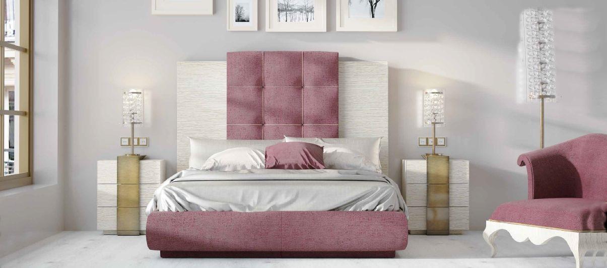 Modernūs miegamojo baldai Dor 11