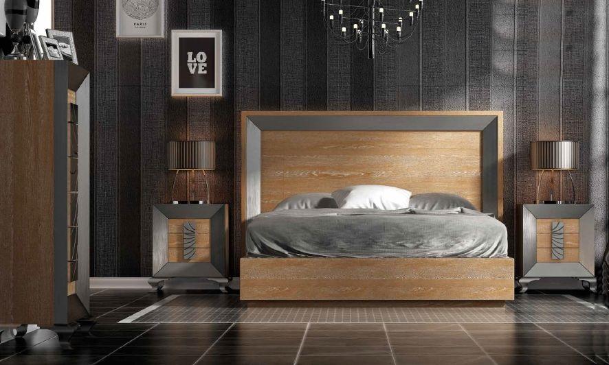 Modernūs miegamojo baldai Dor 131