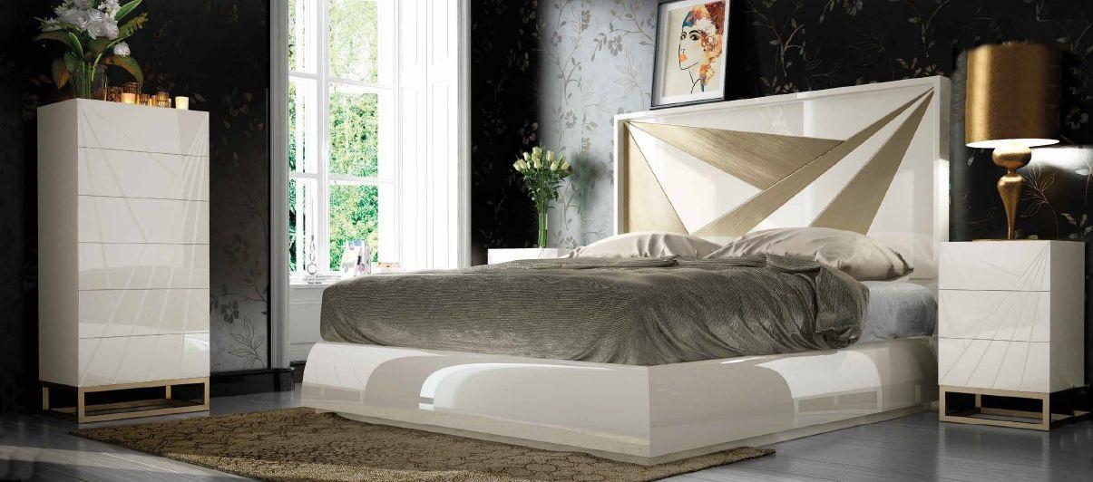 Modernūs miegamojo baldai Dor 15