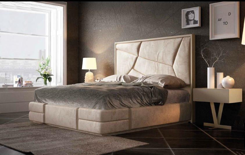 Modernūs miegamojo baldai Dor 159