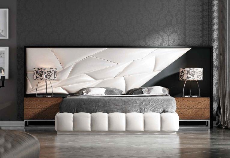 Modernūs miegamojo baldai Dor 16