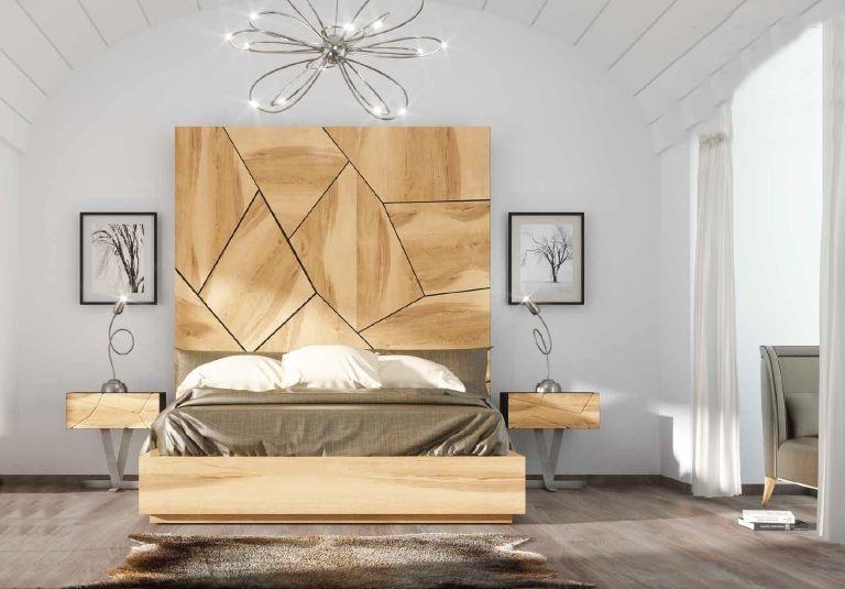 Modernūs miegamojo baldai Dor 163