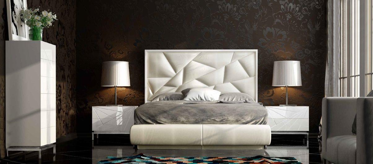 Modernūs miegamojo baldai Dor 20