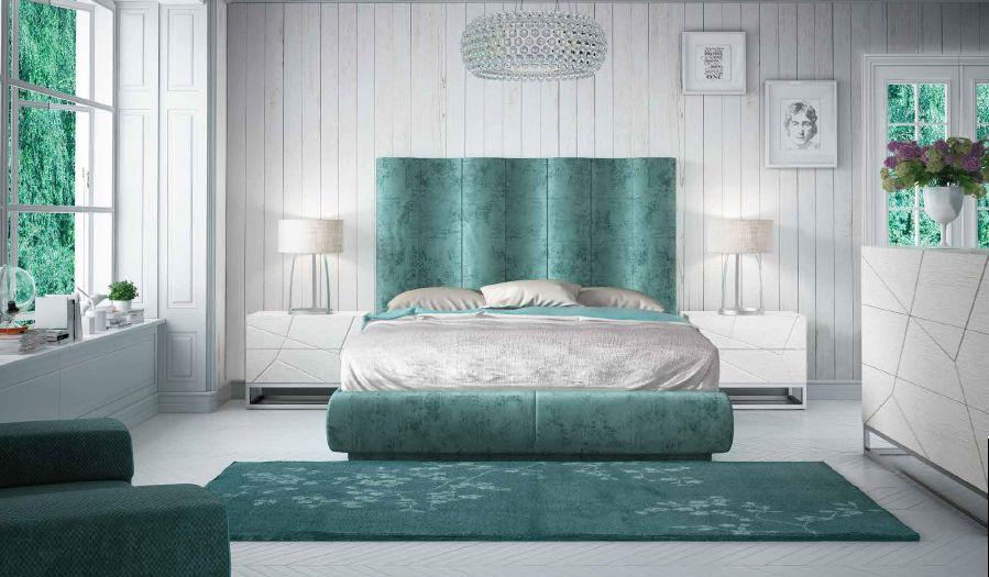 Modernūs miegamojo baldai Dor 22