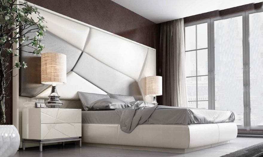 Modernūs miegamojo baldai Dor 23