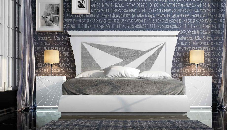 Modernūs miegamojo baldai Dor 24