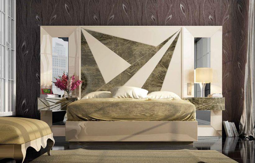 Modernūs miegamojo baldai Dor 27