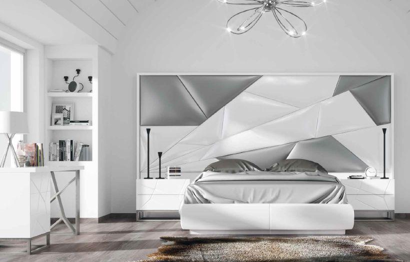 Modernūs miegamojo baldai Dor 28