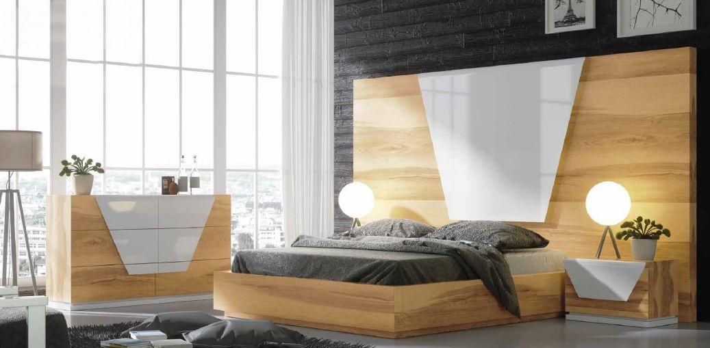 Modernūs miegamojo baldai Dor 84