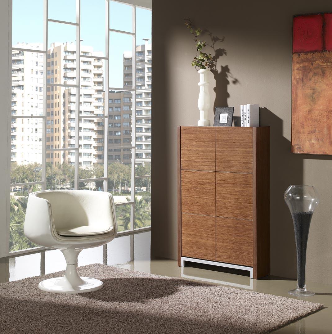 Modernūs prieškambari baldai batų komoda Cubic I 700