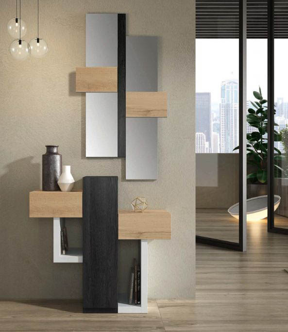 Modernūs prieškambario baldai Concept 30