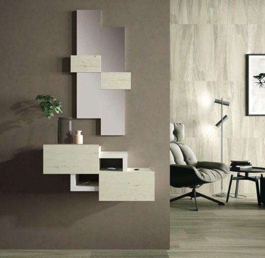 Modernūs prieškambario baldai Concept 50