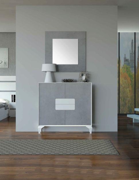 Modernūs prieškambario baldai komoda 611_841