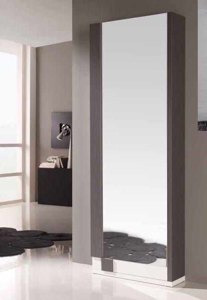 Modernūs prieškambario baldai batų dėžė Concept 585