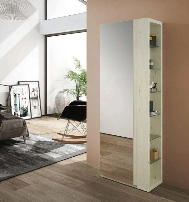 Modernūs prieškambario baldai batų dėžė Concept 790