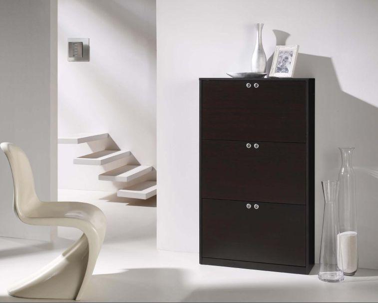Modernūs prieškambario baldai batų komoda Cubic I1000
