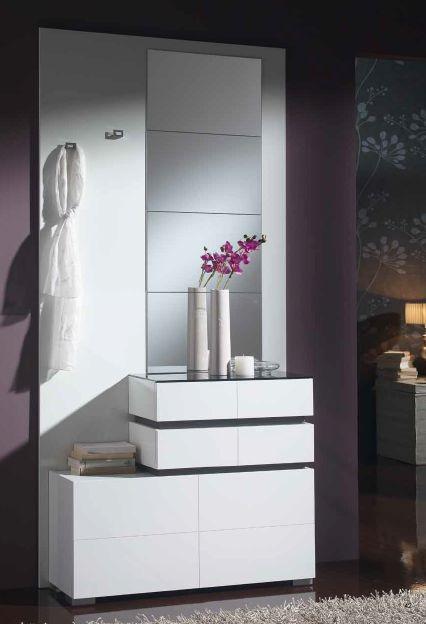 Modernūs prieškambario baldai komoda Concept 260