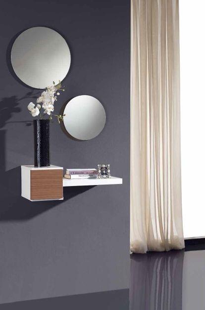 Modernūs prieškambario baldai konoslė Concept 210