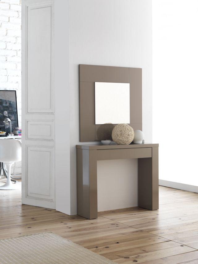 Modernūs prieškambario baldai konsolė 253