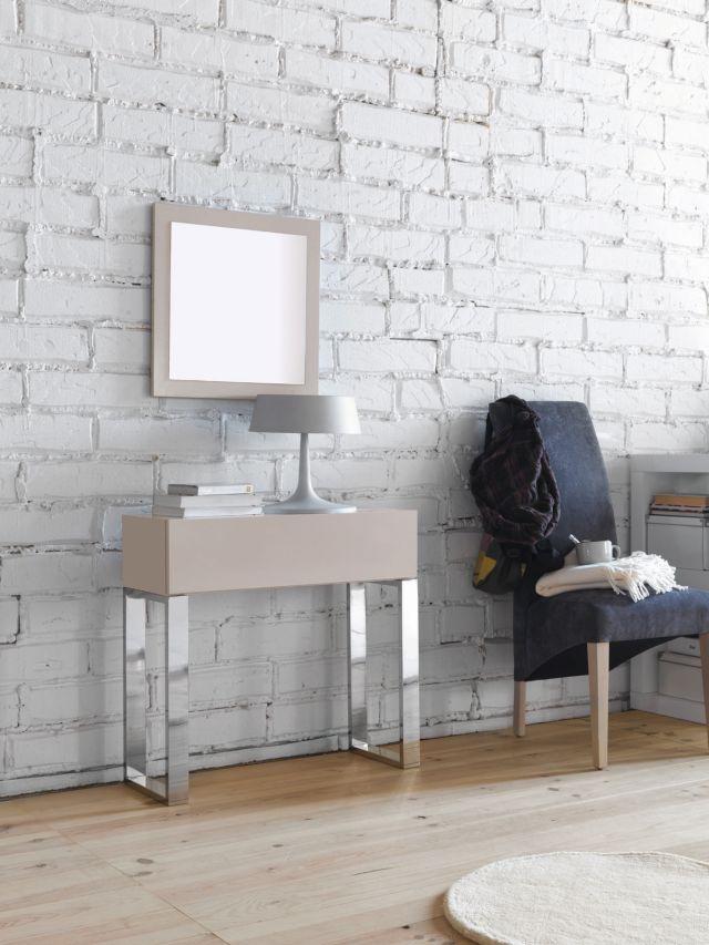 Modernūs prieškambario baldai konsolė 451.1