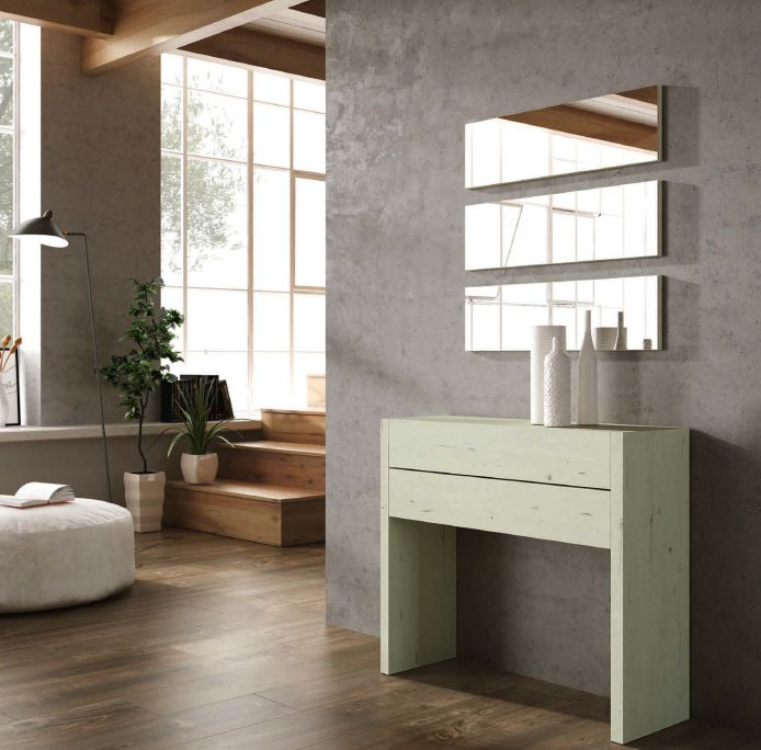 Modernūs prieškambario baldai konsolė Concept 150.1