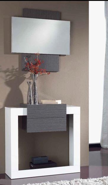 Modernūs prieškambario baldai konsolė Concept 230