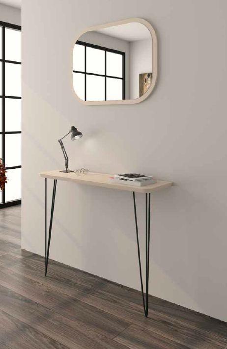 Modernūs prieškambario baldai konsolė Forma 1
