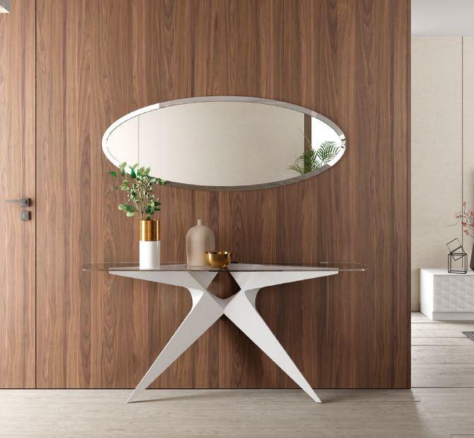 Modernūs prieškambario baldai konsolė OKAPI-2
