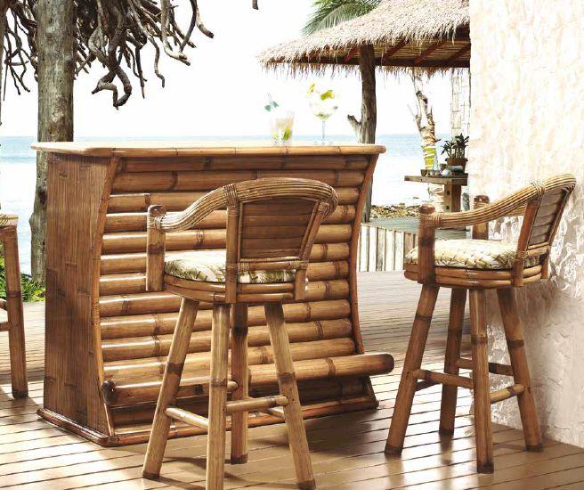Modernios klasikos lauko baldai krėsliukas valgomojo stalas Malindi