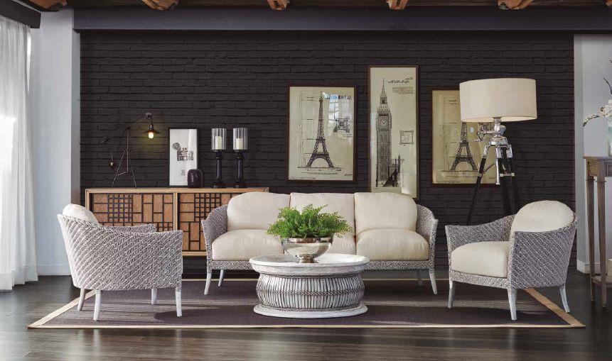 Modernios klasikos minkšti svetainės baldai Itaca