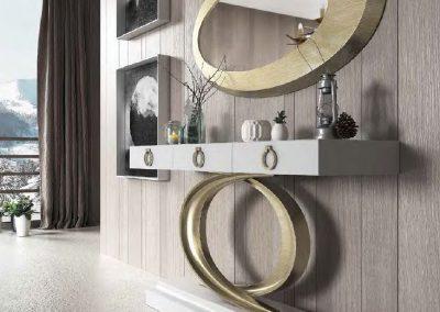 Modernios klasikos prieškambario baldai CII.12