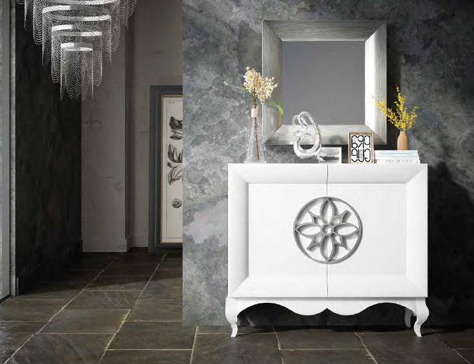 Modernios klasikos prieškambario baldai batų dėžė ZII.05