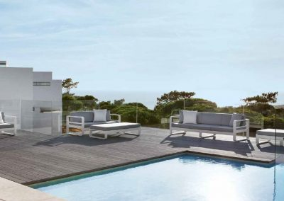 Modernūs lauko baldai Miami 3