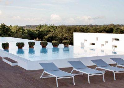 Modernūs lauko baldai gultas Miami 6