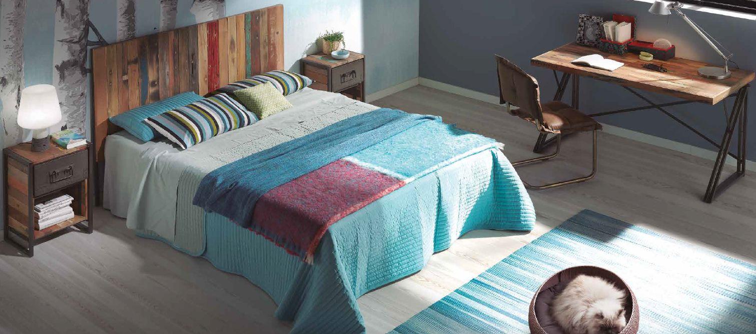 Modernūs miegamojo baldai Kook