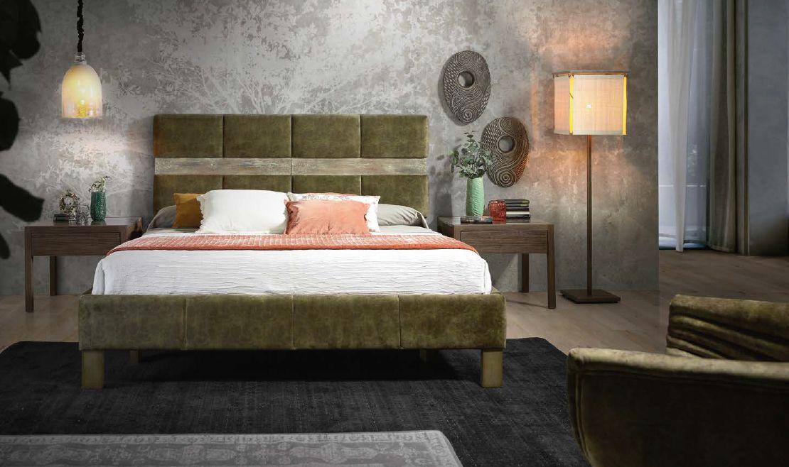 Modernūs miegamojo baldai lova Icon