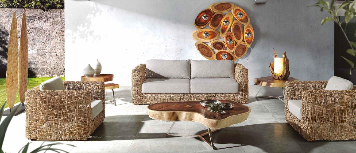 Modernūs minkšti svetainės baldai Jungle