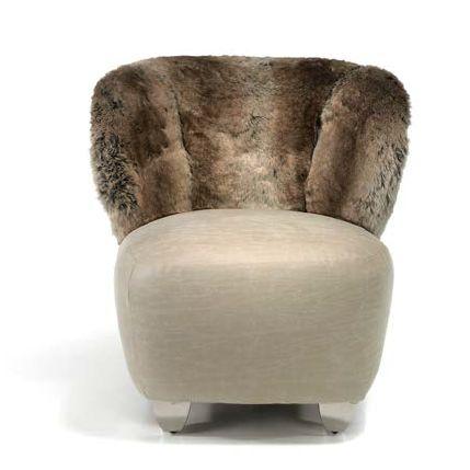 Modernūs minkšti svetainės baldai krėslas Luxury