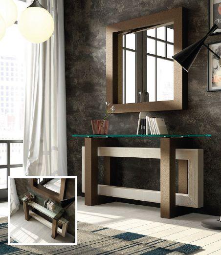 Modernūs prieškambario baldai batų dėžė ZII.16