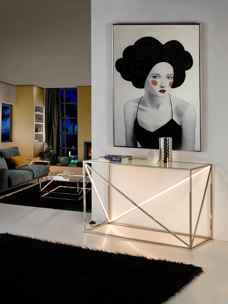 Modernūs prieškambario baldai Moonlight