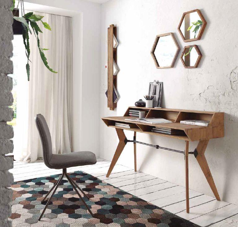 Modernūs darbo kambario baldai Tango