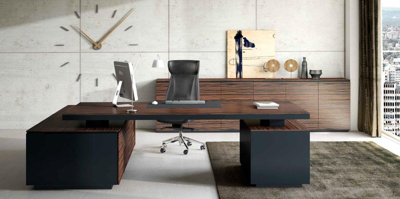 Modernūs darbo kambario baldai Versus Plus 2