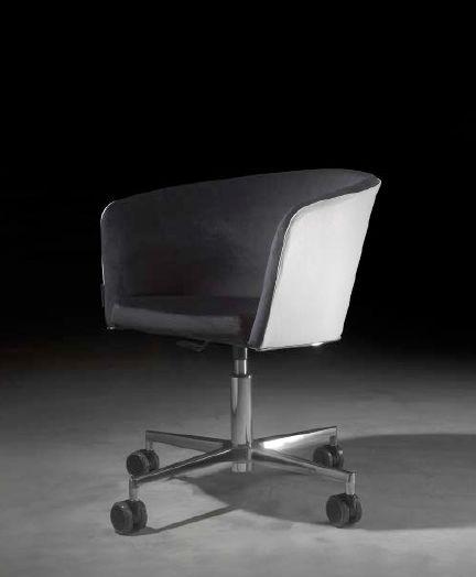 Modernūs darbo kambario baldai krėsliukas Master