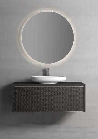 Modernūs vonios kambario baldai Auriga 1