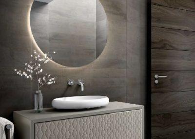 Modernūs vonios kambario baldai Auriga 4