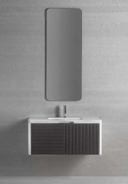 Modernūs vonios kambario baldai Boston 2