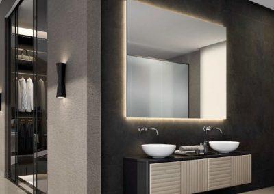 Modernūs vonios kambario baldai Boston 3