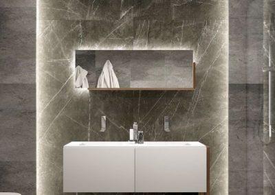 Modernūs vonios kambario baldai Mo-Do 2