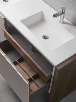 Modernūs vonios kambario baldai Mo-Do 3