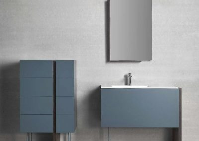 Modernūs vonios kambario baldai Mo-Do